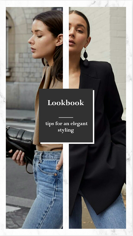 Lookbook:  Elegant styling