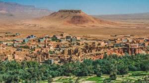 Morocco, a drive-thru mirage