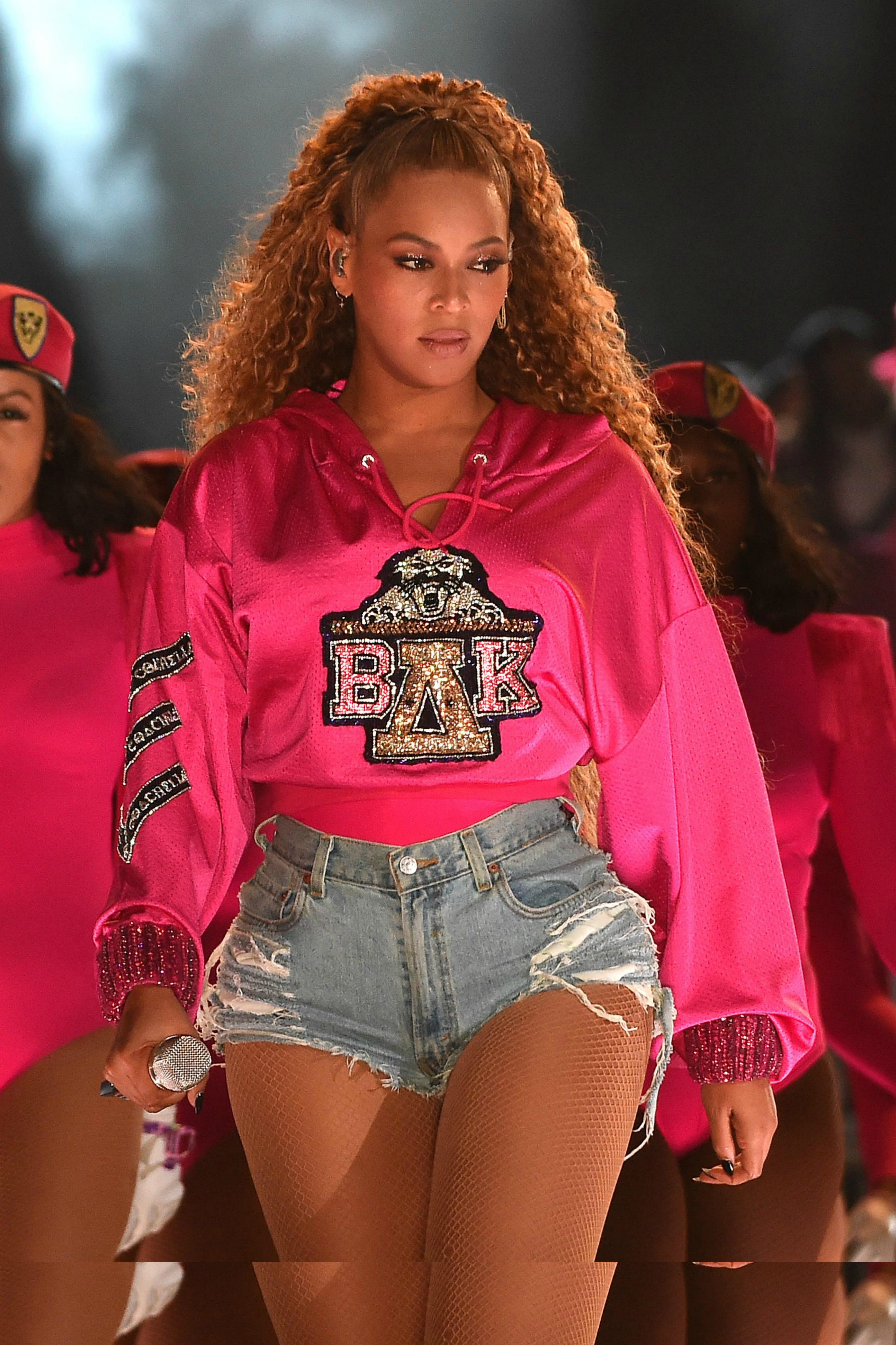 BEYONCE SHARES HER CHALLENGES AND DROPS SURPRISE 40-TRACK 'HOMECOMING' ALBUM