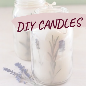 How to Make Candles - Scented and Decorative (DIY)