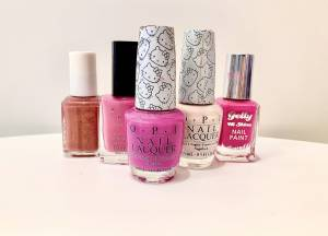 Pretty in Pink - My All Time Favourite Shades of Pink Nail Polish
