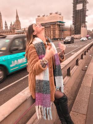 VISIT LONDON IN THREE DAYS