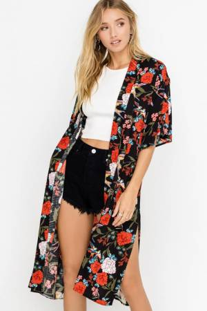 All You Need To Know About Kimono Outfit