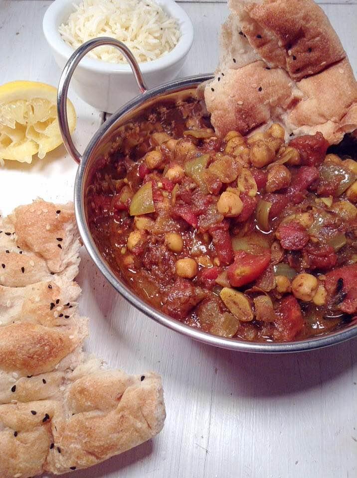Malaysian Indian curry
