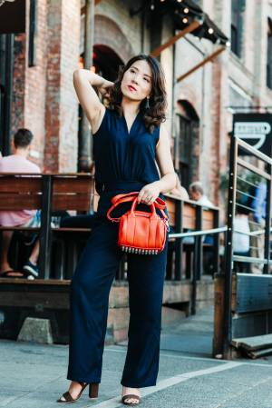 1 JUMPSUIT, 3 WAYS