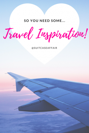 Where should *YOU* travel to next?