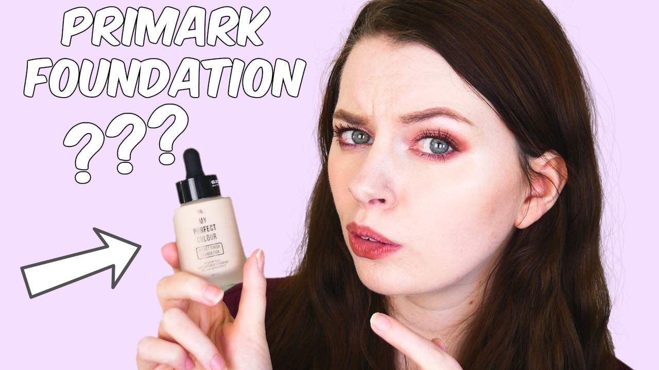PRIMARK FOUNDATION | FIRST IMPRESSION & WEAR TEST