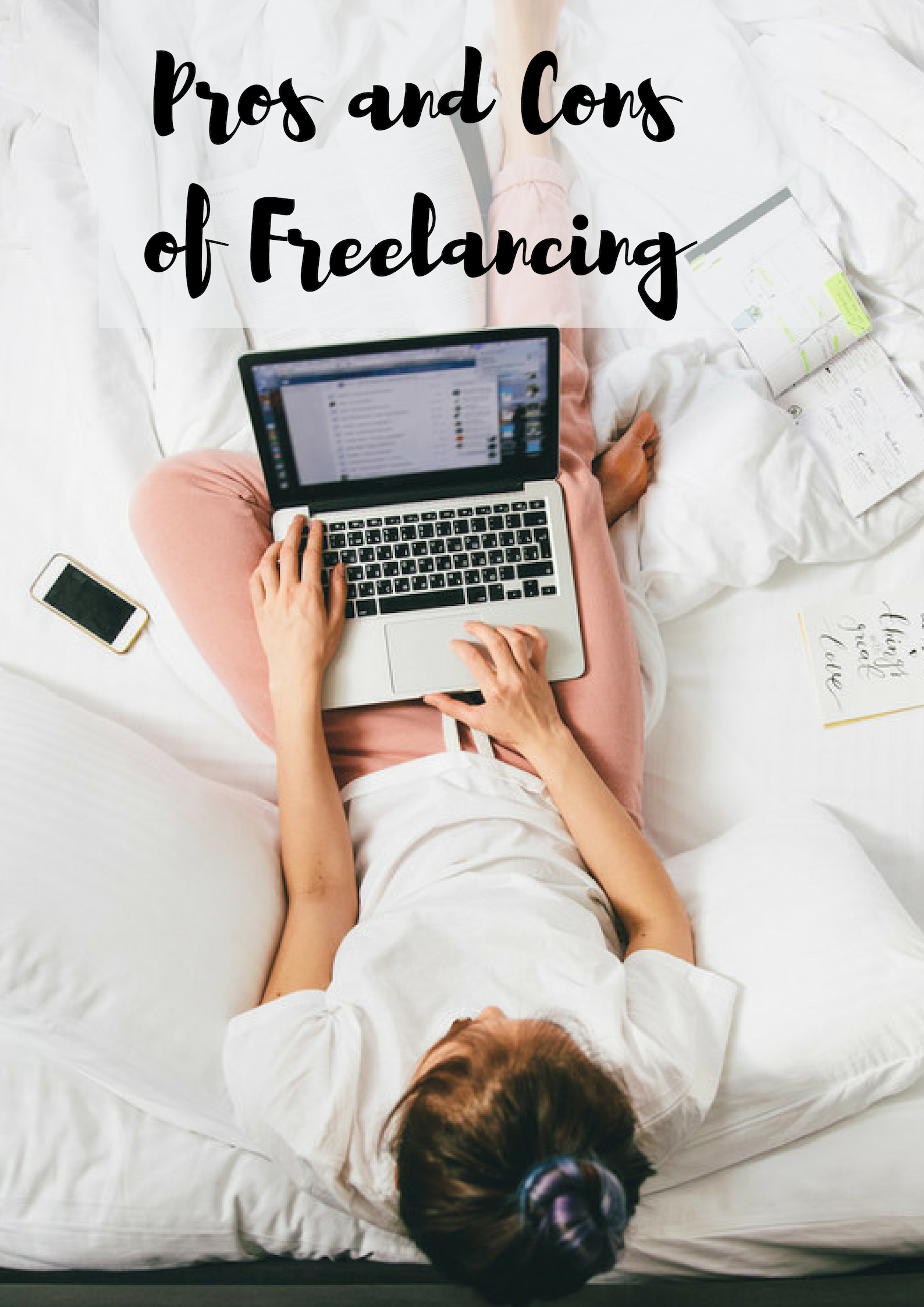 Flying Solo: Freelancing Pros and Cons