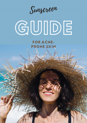 Beauty Guide For SPF Shopping: Sun Protection For Acne-prone Skin
