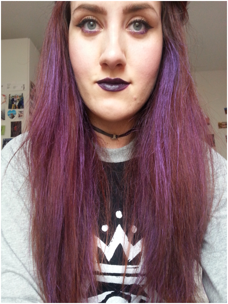 Two Color Hair Dyeing: Splat Vs Crazy Color Review