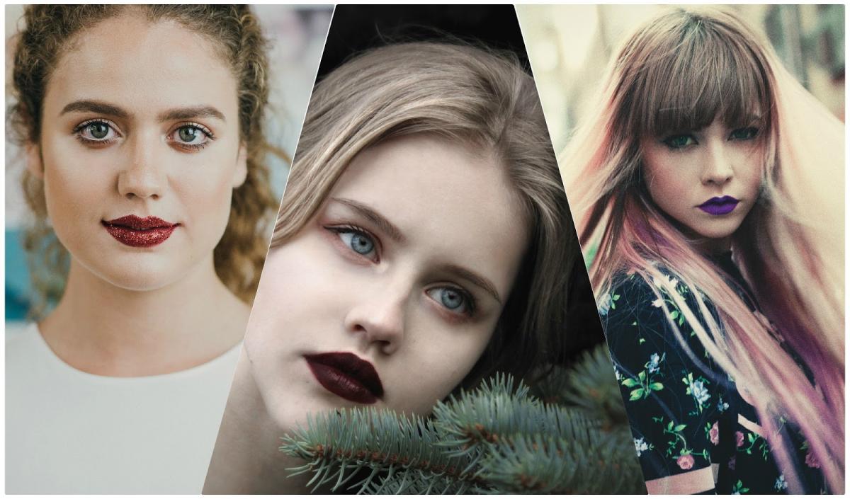 como aplicar labial escuro blogueira de beleza beauty and makeup blogger