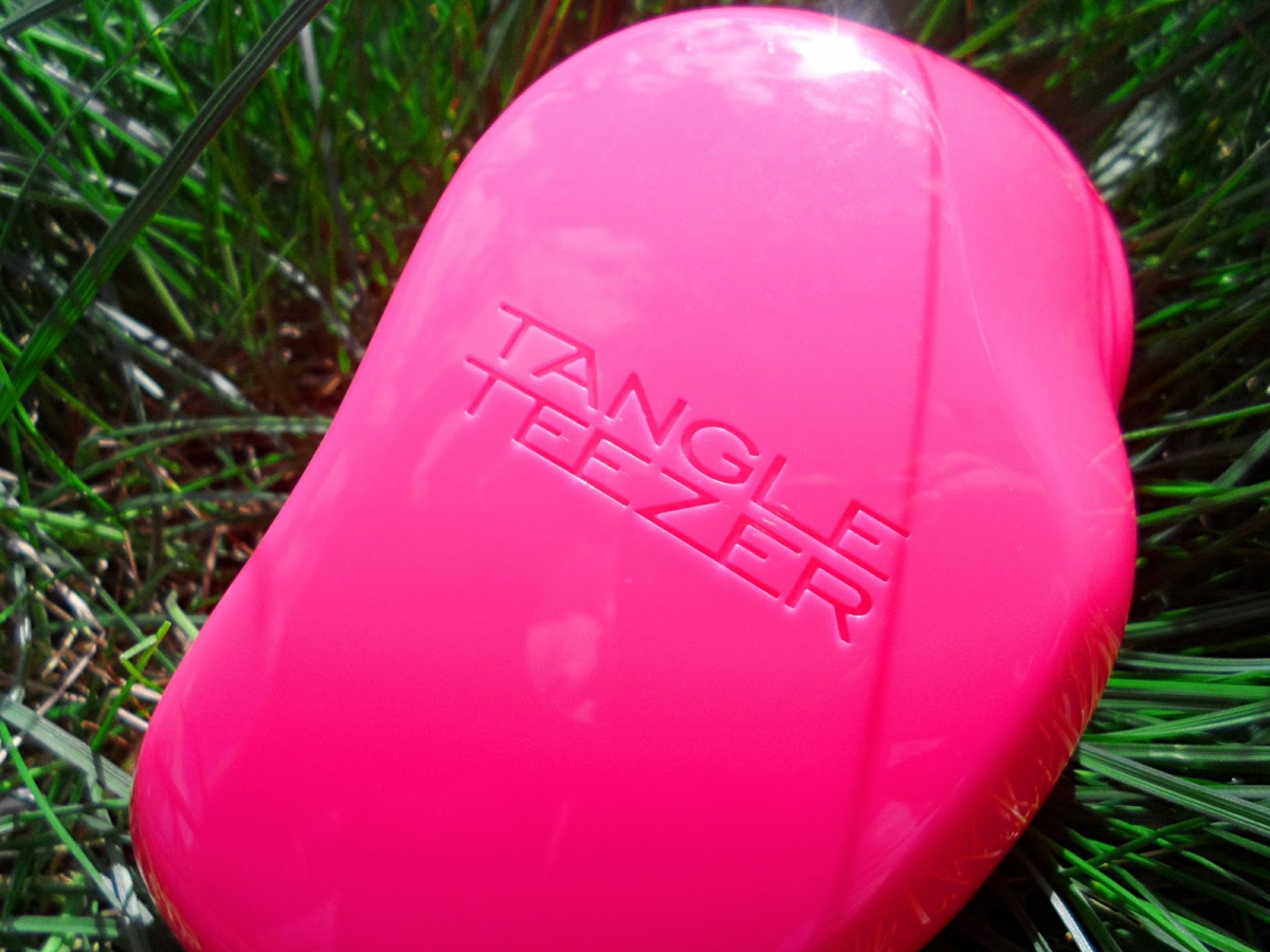 liz breygel blogger beauty review the original tangle teezer pink fizz review pictures buy online