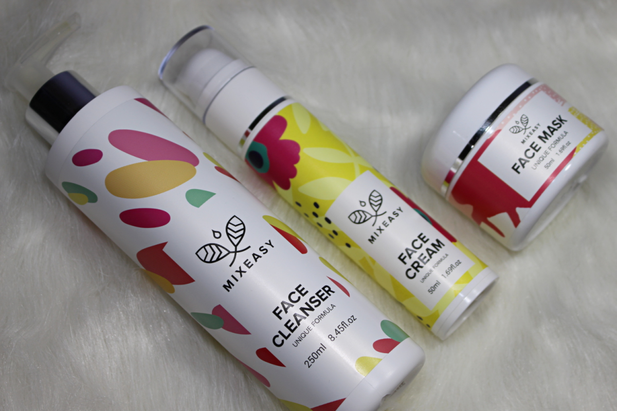 mixeasy personalized skin care line review