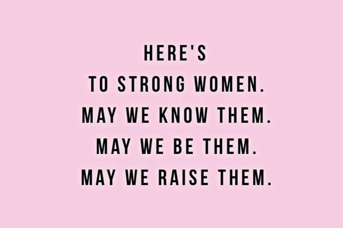 The Empowerment Quotes for Strong Women - LIFESTYLE ...
